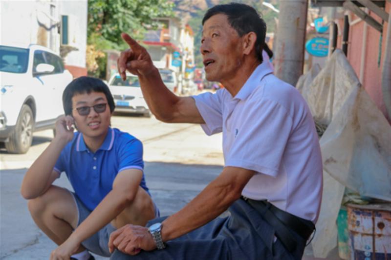 探寻农村,走进农村——中国农大师生农村认识体验课侧记
