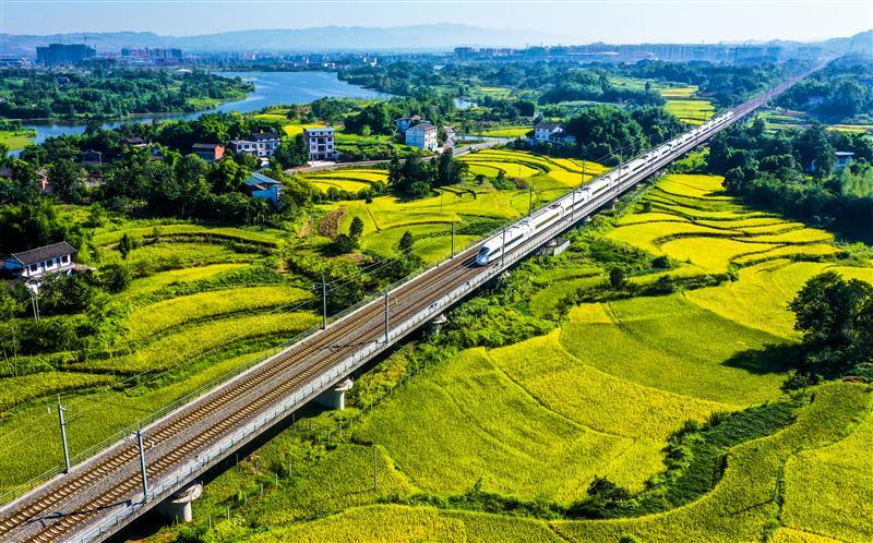 重庆梁平:农旅融合乡村美