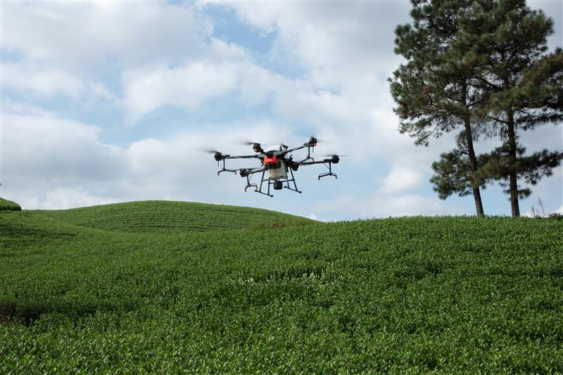 DJI大疆农业发布全新植保无人飞机T20
