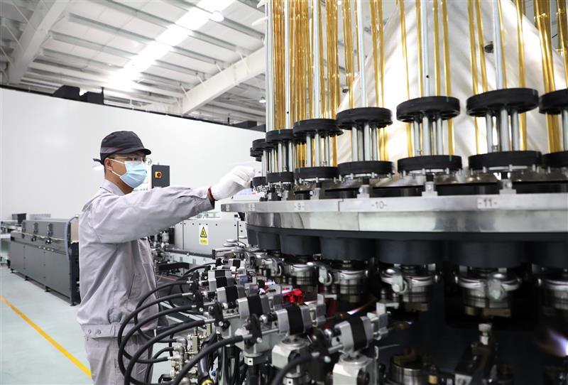 科技创新推动硅产业集群发展