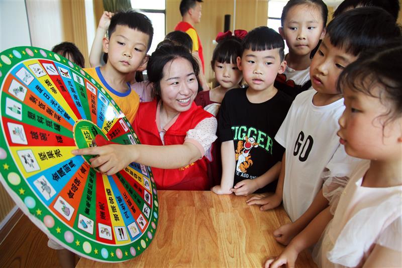 浙江台州:环保教育入课堂