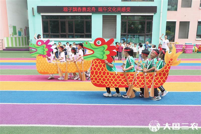 河北唐山:幼儿园多彩活动迎端午