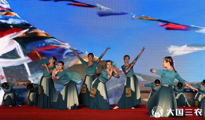 安徽含山:丰富文化生活 舞出幸福心声