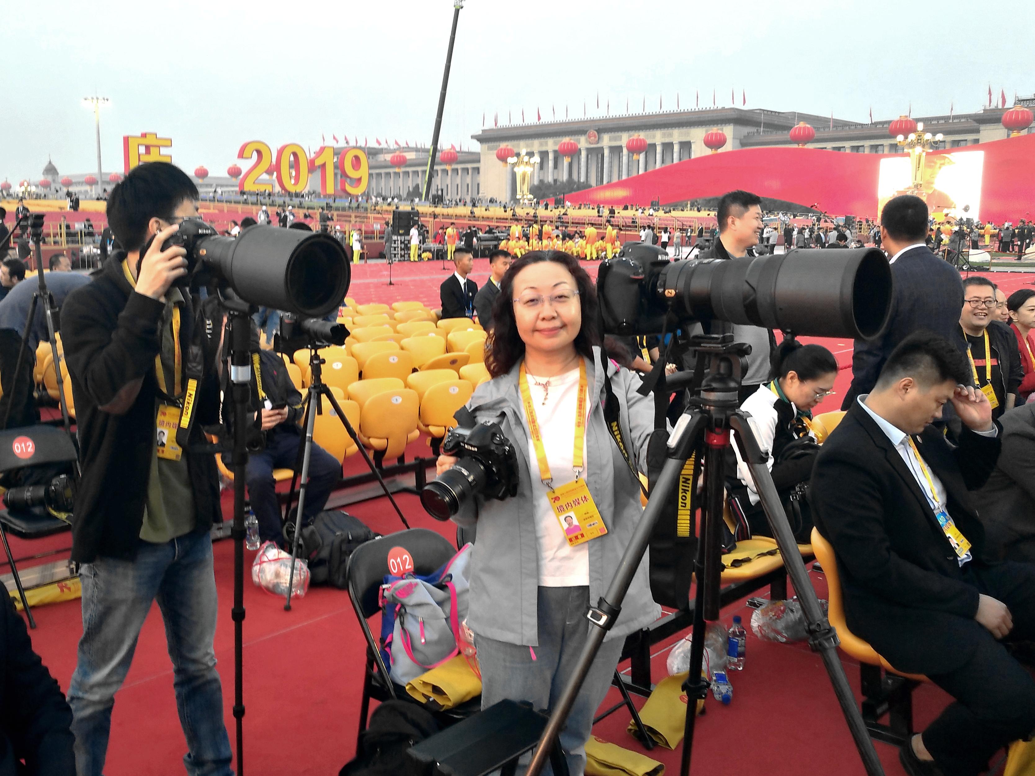 农民日报全媒体记者钟欣