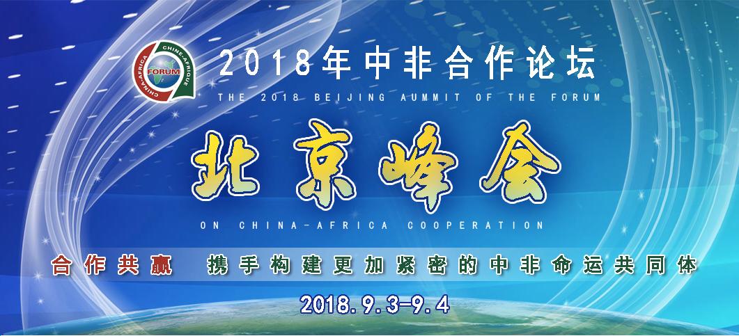 2018年中非合作論壇北京峰會