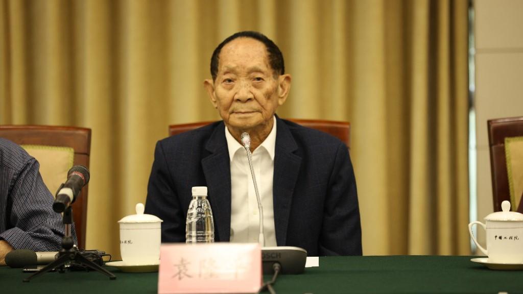專訪袁隆平:共和國勛章好重好重,明天我又要到田里去