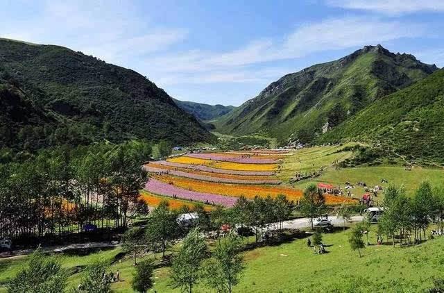 青海省大通县边麻沟村再造绿水青山让生态生金