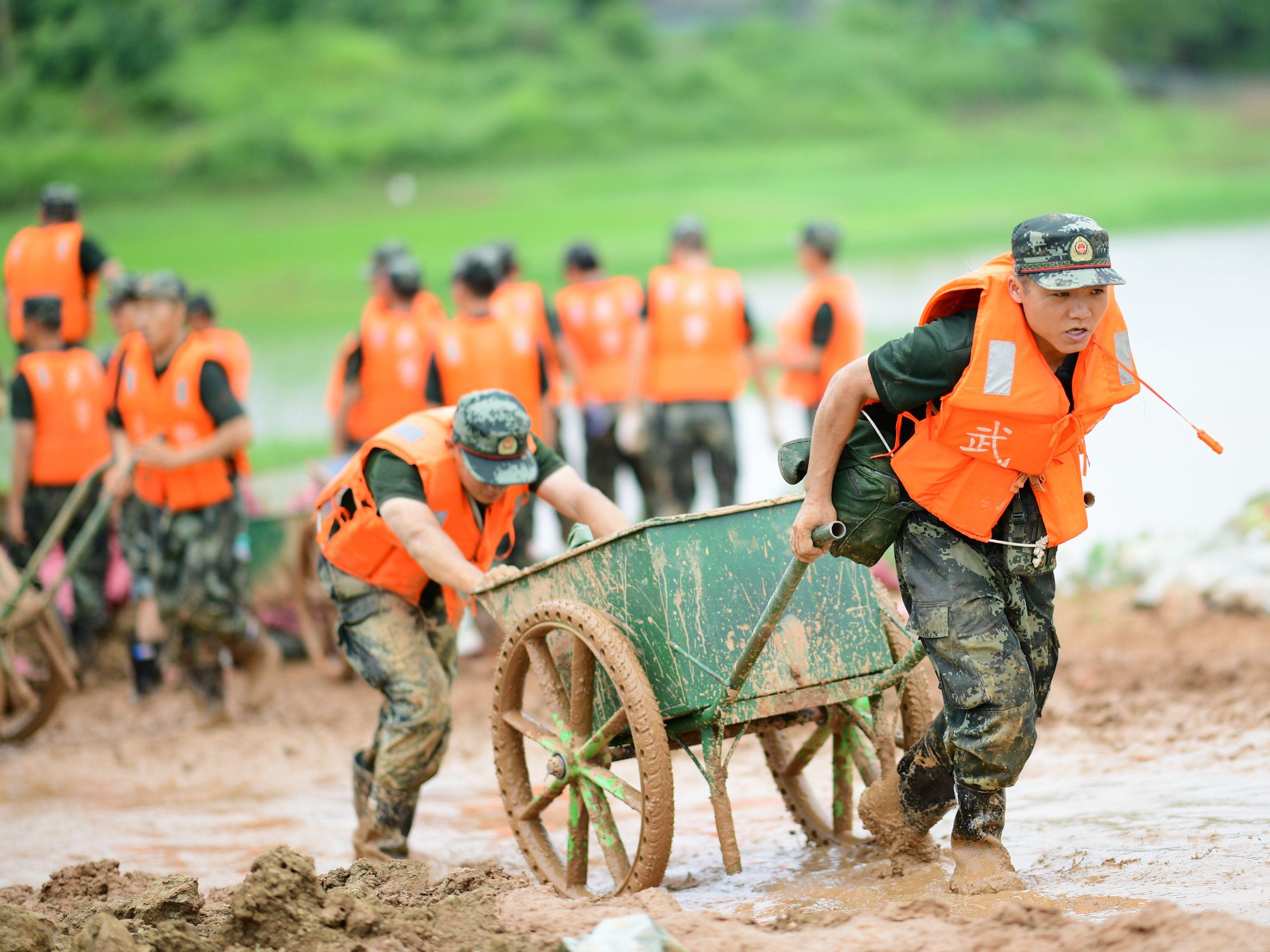 江西鄱阳:决战昌江圩