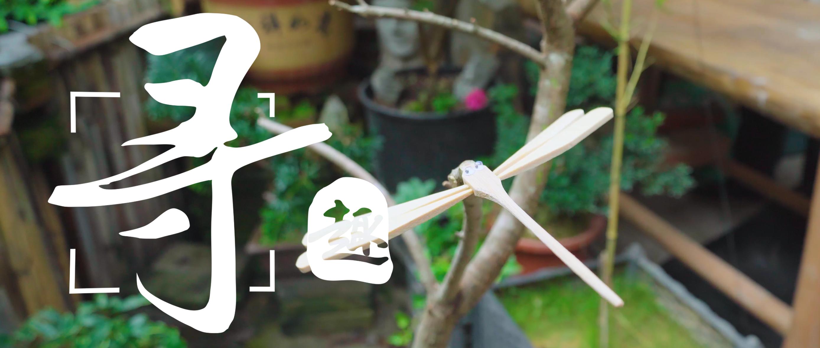 「寻」竹蜻蜓飞舞的童年时光