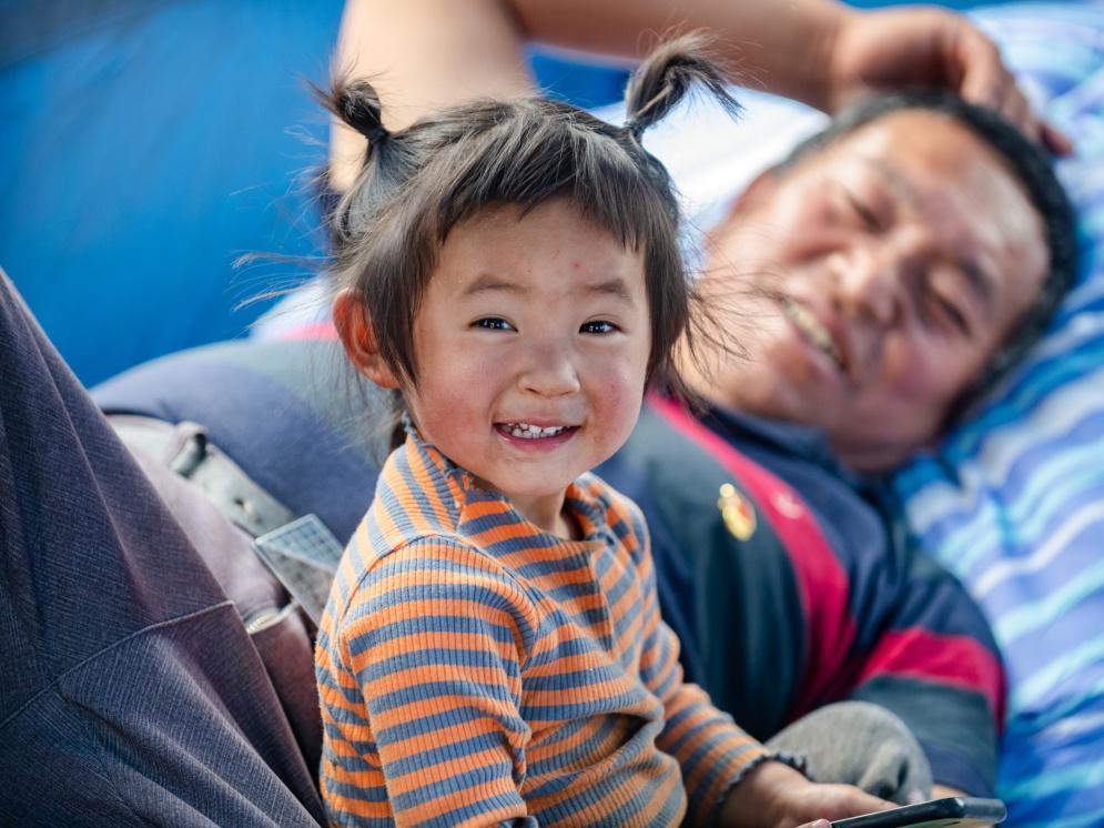 云南漾濞地震災區救災工作有序開展